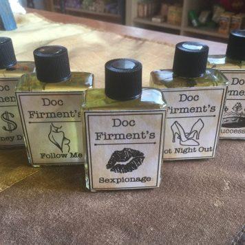 Doc Firment Brand Oils