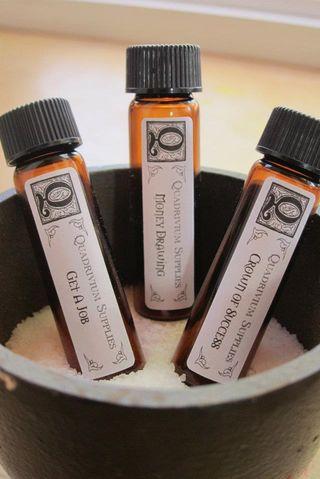 Quadrivium Oils